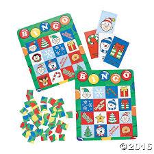 amazon com christmas bingo game toys u0026 games