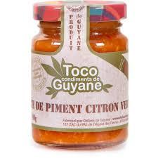 cours de cuisine cannes pate de piment citron vert piment toco condiment de guyane jpg