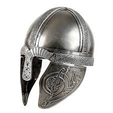 viking helmet with ornaments outfit4events
