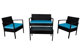 Black Outdoor Furniture by Outdoor Furniture Section Sofamania Com