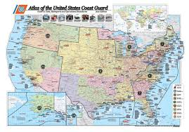 Atlas Map Of Usa States by Atlas Of The U S Coast Guard Cutteragent