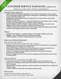breathtaking combination resume examples 7 combination resume