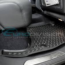 volkswagen touareg interior volkswagen touareg 2011 to 2015 3d rubber floor mats custom