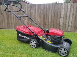 mountfield rv150 self propelled petrol lawn mower u2022 80 00
