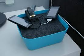ikea charging station diy ikea salad bowl charging station lifehacker australia so