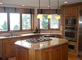 Island Pendant Lights by Kitchen Lighting Light Brown Of Island Also Cabinetry Also Three