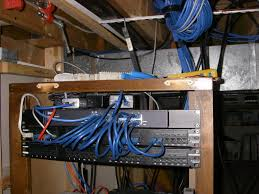 networking how to use a home network patch panel super user