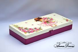 Decoupage Box Ideas - a story of a sweet decoupage germany