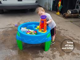 step2 waterwheel play table step2 waterwheel activity play table
