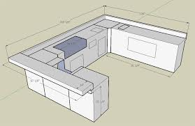 Kitchen Design Drawings Elements Outdoor Products Design Center