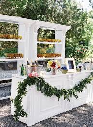 colorful spring garden wedding in sonoma valley bar wedding and