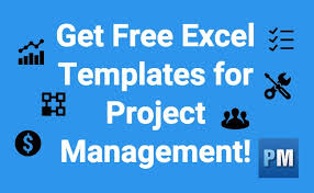 Free Excel Templates For Project Management 8 Must Project Management Excel Templates Projectmanager Com
