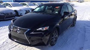 lexus gs coupe 2014 2014 black lexus is 350 awd premium f sport package review youtube