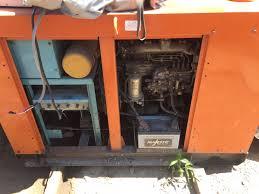 toku world corporation used generator u0026 compressor