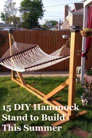 12 Foot Hammock Stand Best 25 Hammock Stand Ideas On Pinterest Diy Hammock Stand