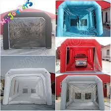 spray paint booth popular portable mobile car paint booth for sale folded spray