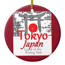 tokyo japan ornaments keepsake ornaments zazzle