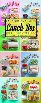 easy lunch menu ideas 49 images bring your lunch to work and