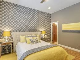 yellow and grey bedroom decorating ideas home design