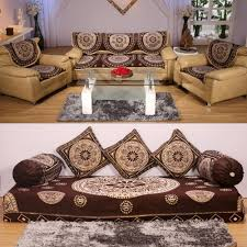 Sofa Pillow Sets by 17 Pc Diwan U0026 Sofa Cover Set By Azaani Bed Sheets Homeshop18