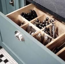 clever kitchen storage ideas clever kitchen storage upright utensil drawer home kitchens