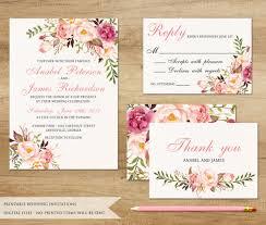Making Your Own Wedding Invitations Boho Wedding Invitations Reduxsquad Com