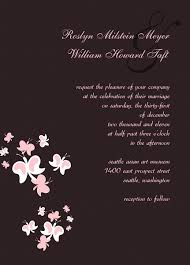 wedding invitations hallmark hallmark wedding invitations template best template collection