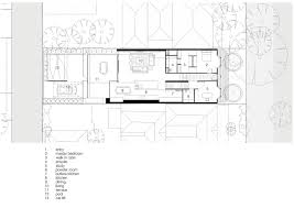 ground floor plan gallery of residence architecton 17