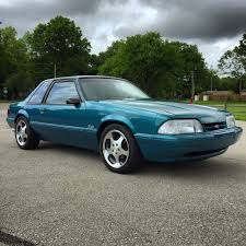 Black Mustang Lx For Sale 1993 Reef Blue Black Coupe 5 0 5spd Ford Mustang Forums