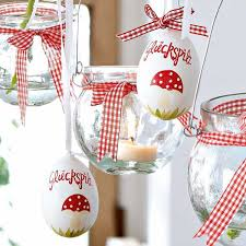Easter Glass Decorations by Handmade Easter Tree Decorations Offer Stunning Alternatives To