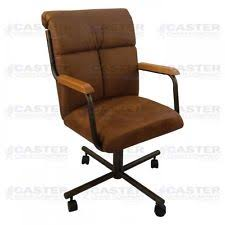 Kitchen Chairs With Rollers Caster Dining Chairs Ebay