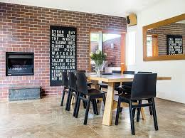 mirrors in dining room black and espresso farmhouse reclaimed