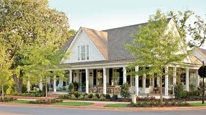 house plans with porches on front and back 17 house plans with porches southern living