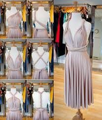 the multiway convertible dress pop culture and fashion magic