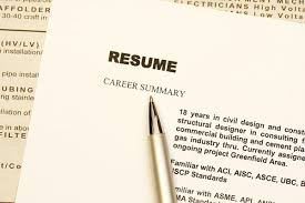 Summary Statement In Resume How To Write A Resume Summary Statement That Leaves An Impression
