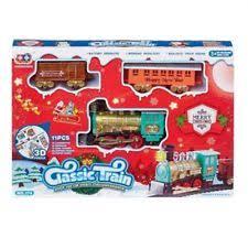 christmas tree train ebay