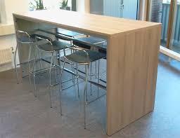 hauteur table haute cuisine hauteur de bar cuisine table format newsindo co