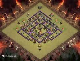 layout design th7 war base layouts th 7 apk download free entertainment app for