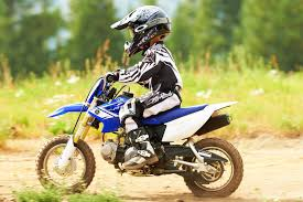 small motocross bikes old riders but not