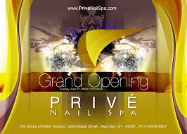 prive nail spa grand opening by toponea on deviantart