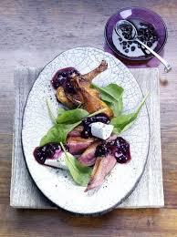 comment cuisiner le canard sauvage recette de magrets de canard sauvage et salade de pousses la