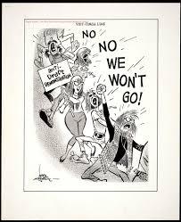 anti vietnam conflict war protest hti