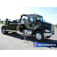 w model kenworth trucks for sale kenworth t370 px8 330hp w chevron model 1016 wrecker
