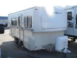 Hi Lo Camper Floor Plans New Or Used Hi Lo Classic 26rd Rvs For Sale Rvtrader Com