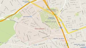 Queens Neighborhood Map City Living Kew Gardens Is Tucked Away Yet Central With A Young