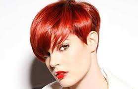 invierno 2016 color de pelo rojo de tendencia tendencias cabello corto otoño 2013 las mejores ideas ella hoy