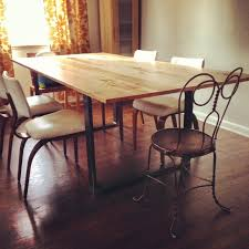 Handmade Kitchen Table 7 Reclaimed U0026 Handmade Wood Dining Table Makers You Should Know