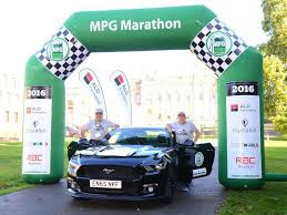 mustang gt fuel economy ford mustang is unlikely winner of uk gas mileage marathon