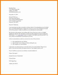 8 how to ask for recommendation letter assembly resume
