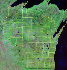 topo maps wisconsin wisconsin county map wi counties map of wisconsin